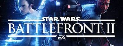 Star Wars Battlefront 2 Logo