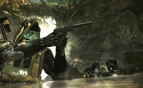 Warface Crysis suits