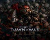 dawn of war 3 launches today Warhammer 40K Dawn of War 3