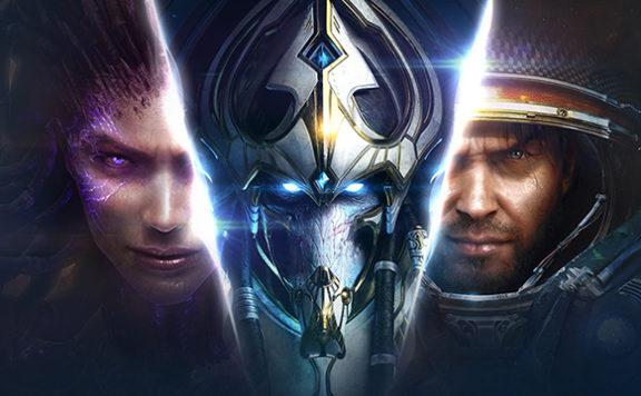 StarCraft 2 - David Kim