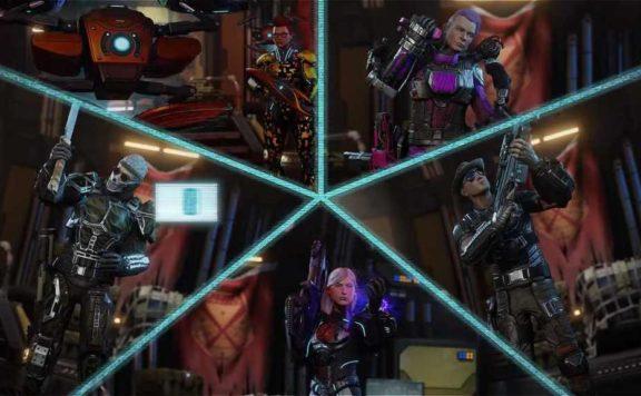 Resistance XCOM 2