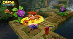Crash Bandicoot N. Sane Collection gameplay footage