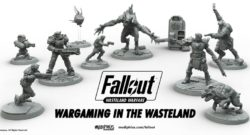 Fallout - Table top game & Alien Blaster