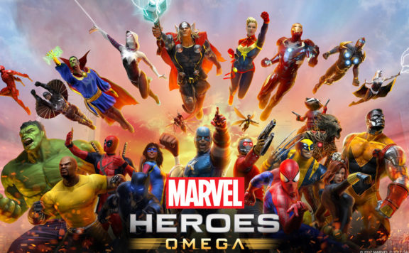 marvel heroes omega closed beta