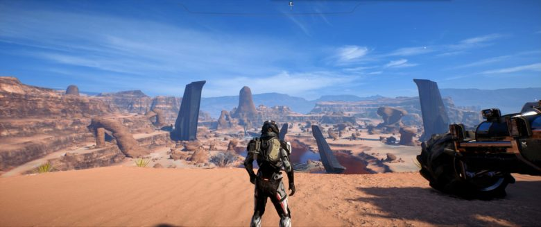 what bioware should keep from mass effect andromeda