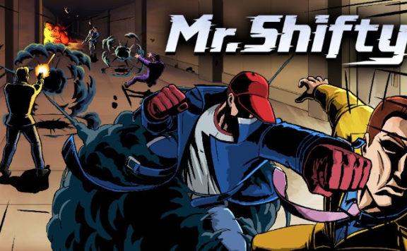 mr. shifty on nintendo switch