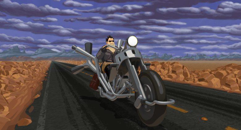 Full Throttle Remastered - double fine