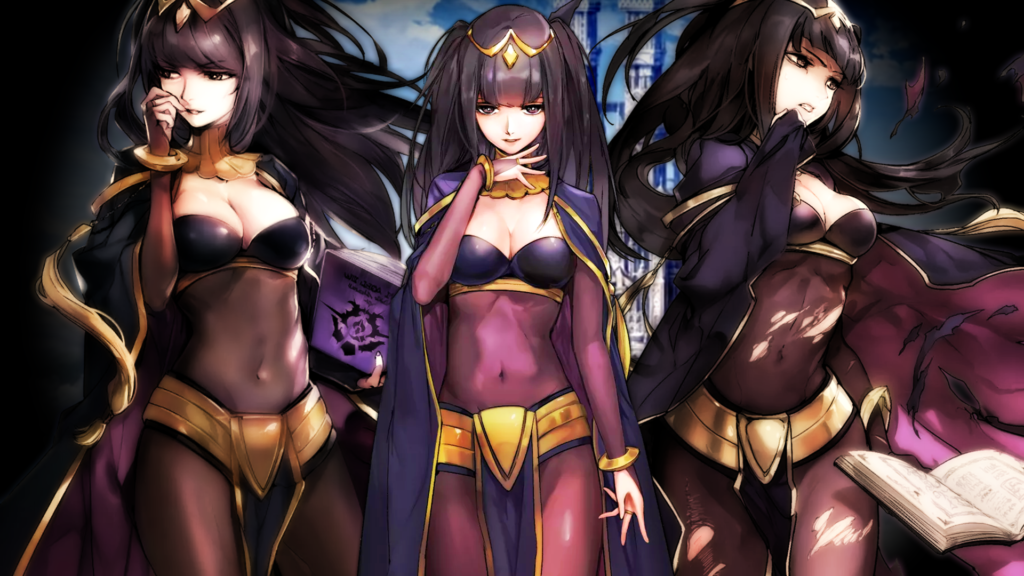 tharja best fire emblem heroes characters