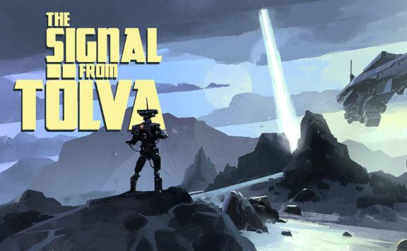 signal from tolva
