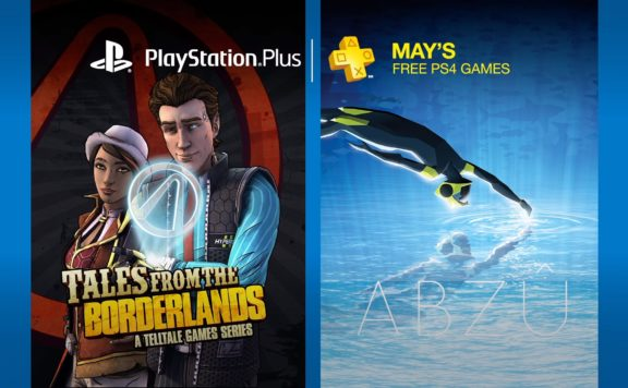 PlayStation Plus games for May