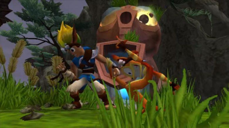 Jak and Daxter PS2 Classics