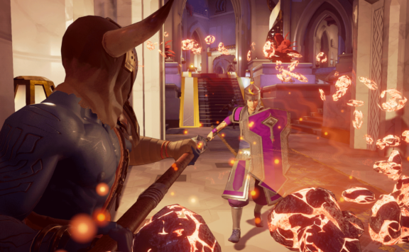 Mirage Arcane Warfare open beta