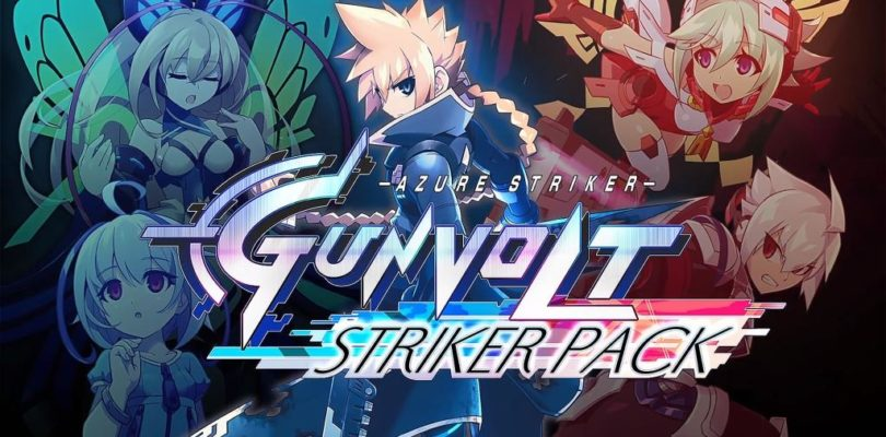 Azure Striker Gunvolt & Mighty Gunvolt Burst Coming To Nintendo Switch This Summer