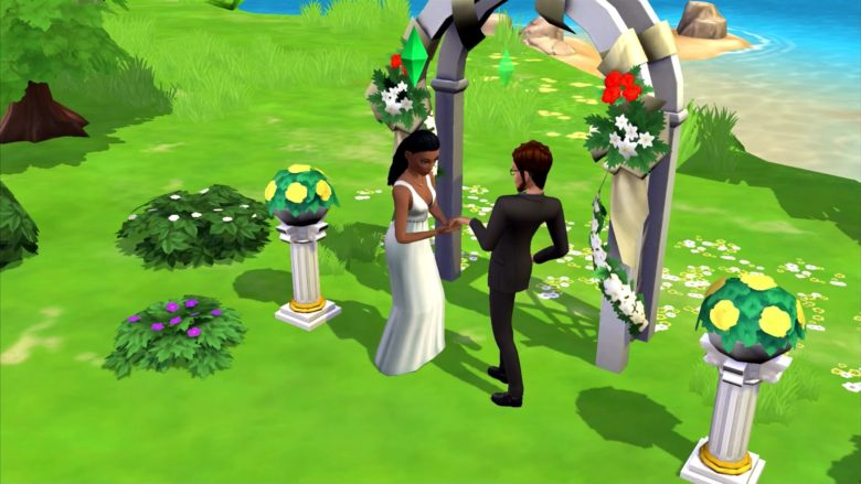 EA - The Sims