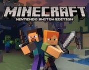 Minecraft Nintendo Switch Microsoft