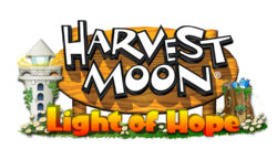 Harvest Moon: Light of Hope logo