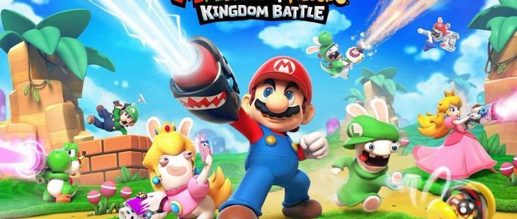 Mario + Rabbids Confirmed - Rabbid Peach