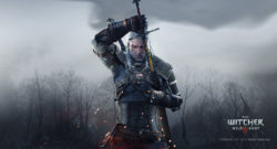 Netflix - The Witcher - geralt