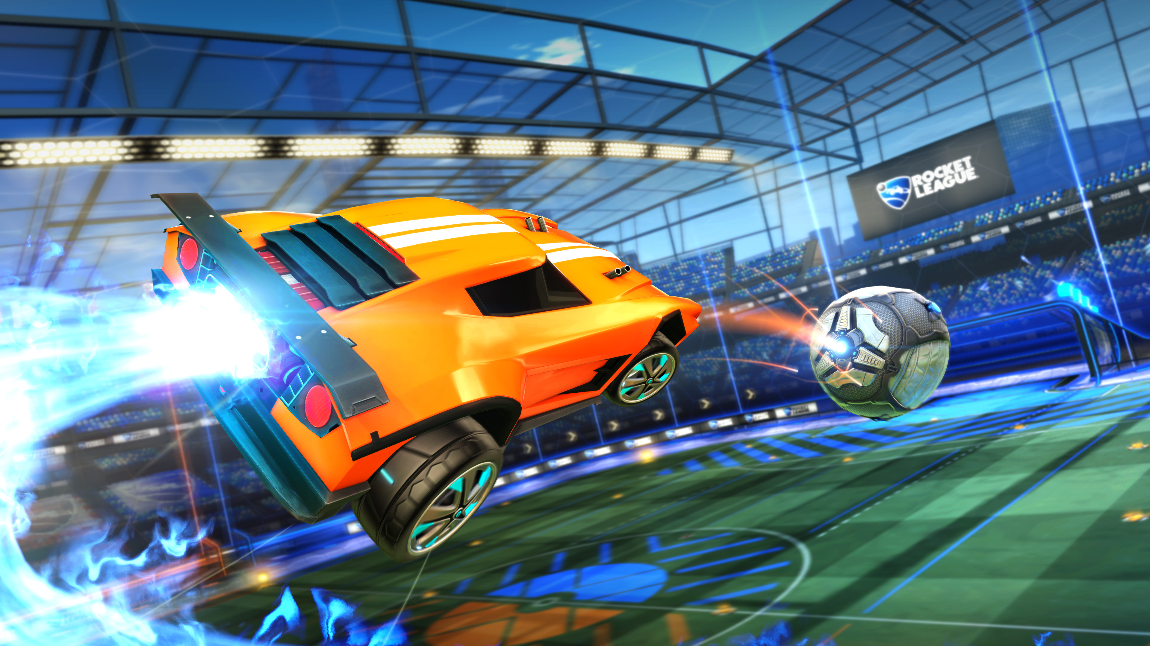 Rocket League Themed Pull Back Racer Toys Coming To North