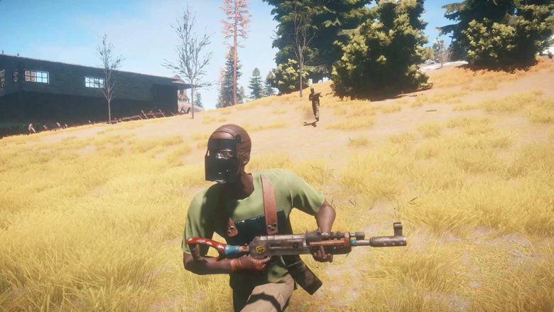 video game rust review - Rust Review: Is It Worth It? - Video Games, Wikis, Cheats, Walkthroughs, Reviews, News & Videos Manga Art Style