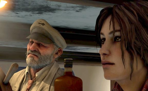 Syberia 3 Review 1