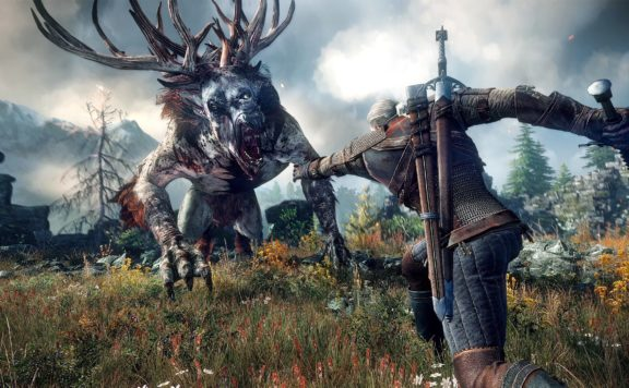Graphics Matter - XBox One X Witcher 3 Wild Hunt