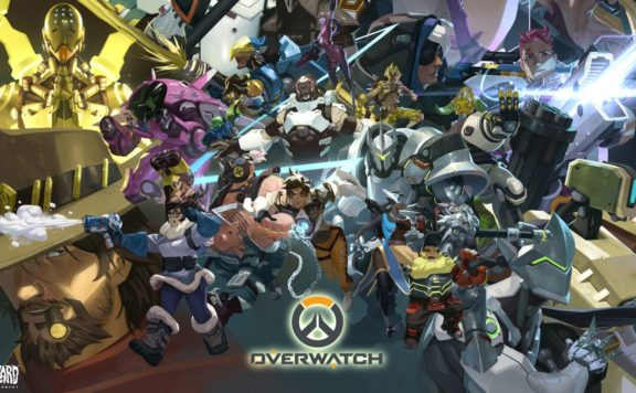 Overwatch Year One Anniversary