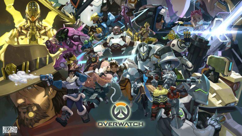 Overwatch Year One Anniversary