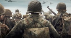 CoD WWII story trailer Nintendo Switch Version