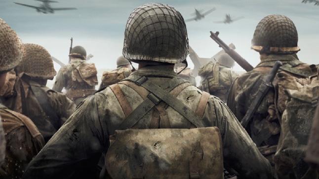 CoD WWII story trailer Nintendo Switch Version