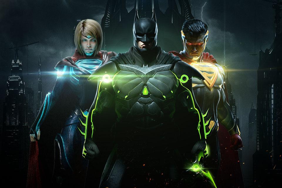 Injustice 2 Launch Trailer