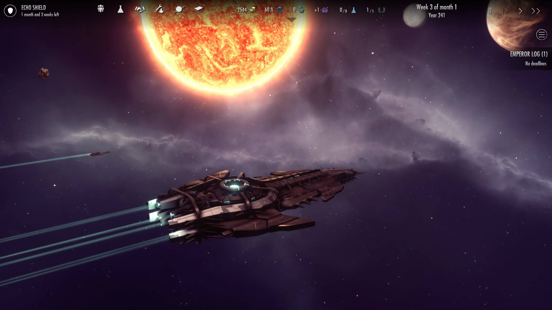 Dawn of Andromeda review