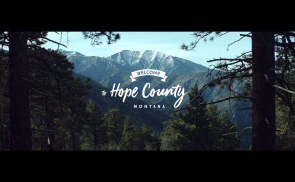 Far Cry 5 Hope County Montana Ubisoft Montana