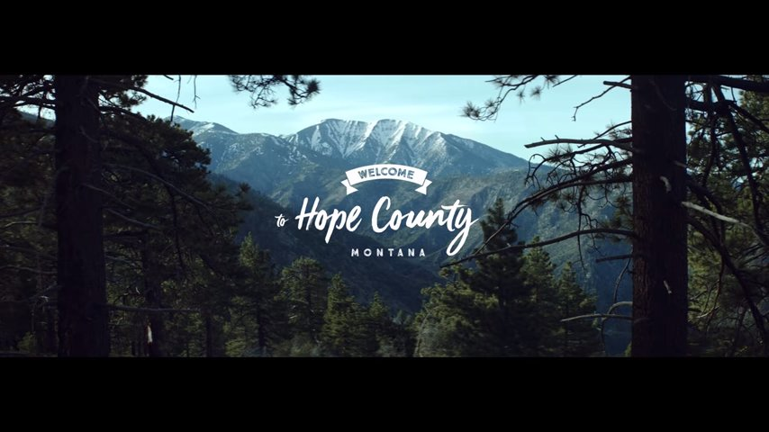 Far Cry 5 Hope County Montana Ubisoft Montana