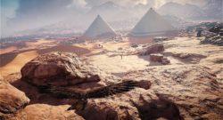 Assassin's Creed Origins Sand