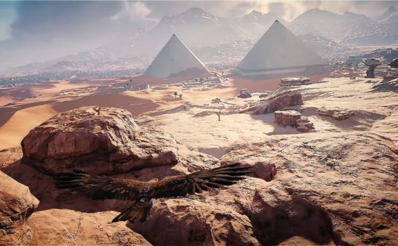 Assassin's Creed Origins Sand