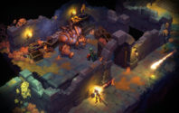 Battle Chasers shines a spotlight on wise sage Knolan