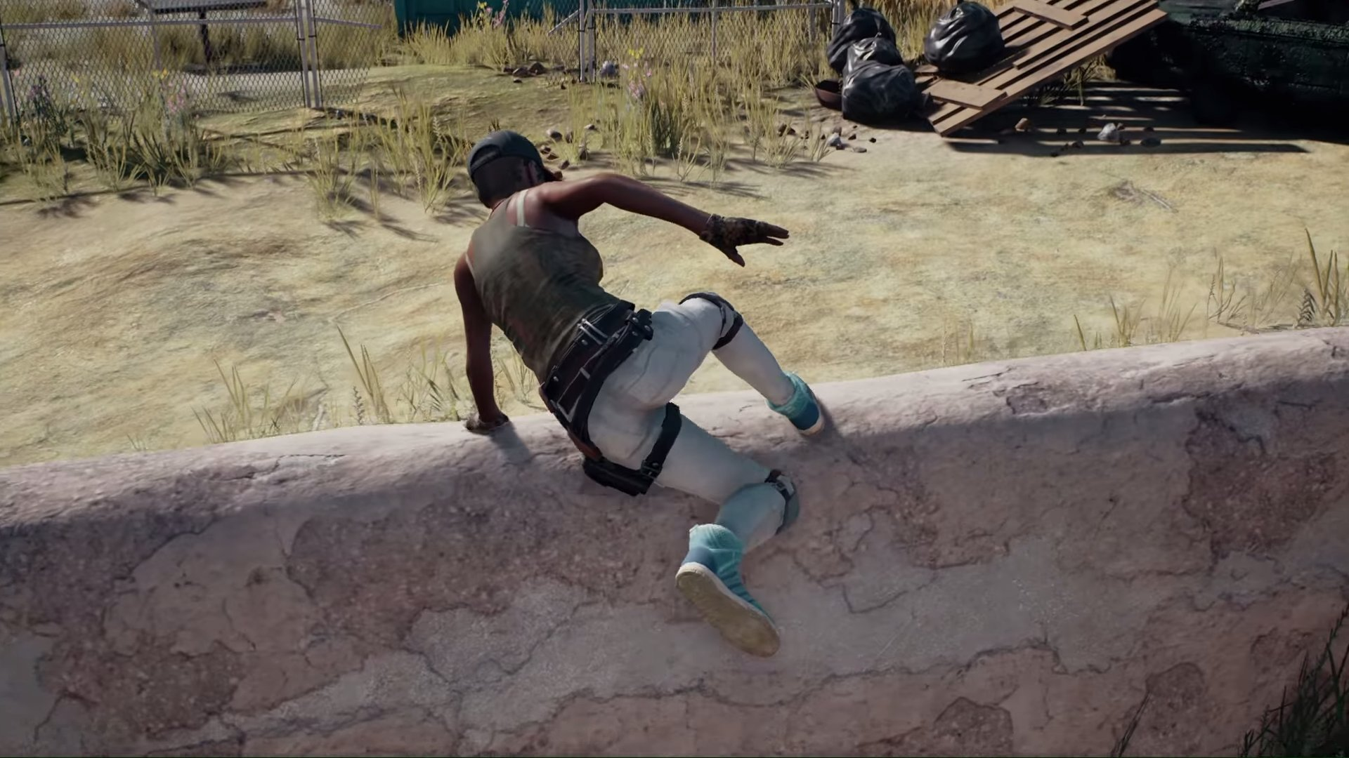 CLIMBING - PLAYERUNKNOWNS BATTLEGROUNDS