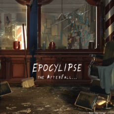 Epocylipse the AfterFall Barber Shop