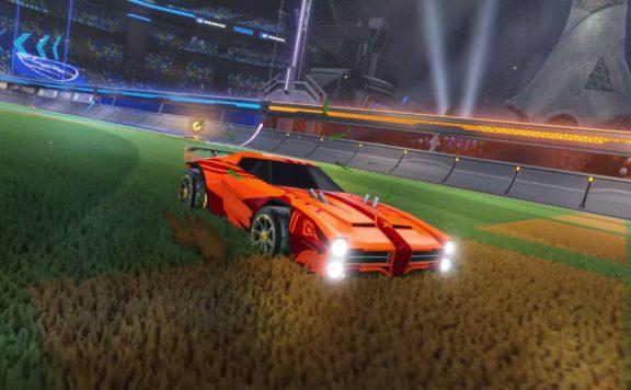 Explosive Update Rocket League