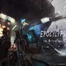 Epocylipse the AfterFall Fuel Cell