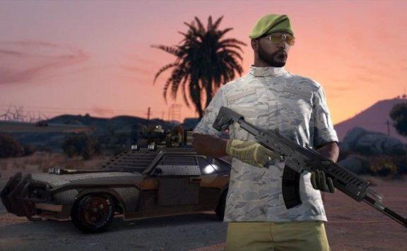 Gunrunning - GTA Online