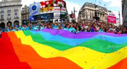 London Pride 2017 Sponsored by PlayStation