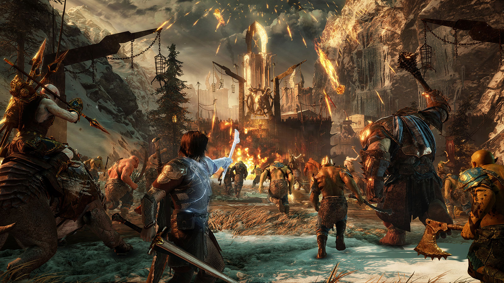 October 10th for Middle Earth Shadow of War
