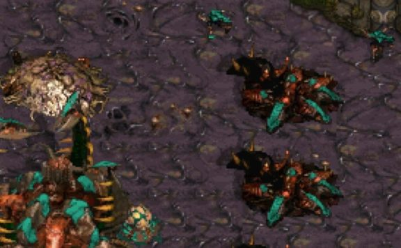 StarCraft Remastered Zerg