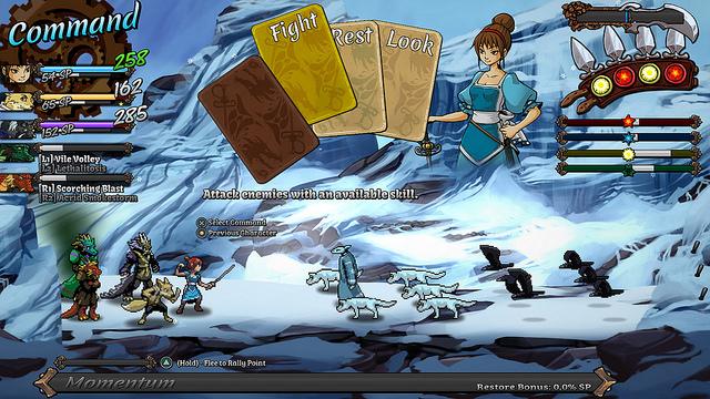 The Tenth Line Screenshot