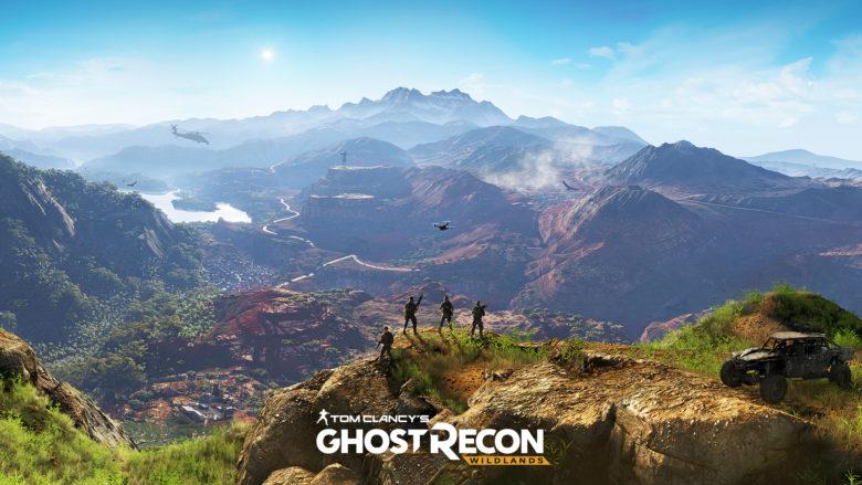 Ghost Recon Wildlands DLC