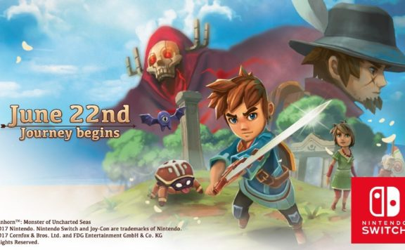 Oceanhorn for Switch