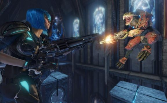 Quake Champions Coming To Steam