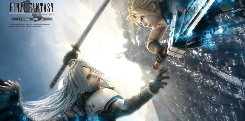 Final Fantasy Trading Card Game Header